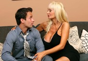 Brittany O\'Neil & Alan Stafford in My Friends Hot Mom - Sex Position 1