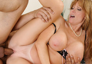 Darla Crane & Anthony Rosano in My Friend's Hot Mom - Sex Position 1