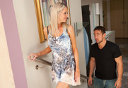 Emma Starr & Johnny Castle in My Friends Hot Mom - Sex Position 1