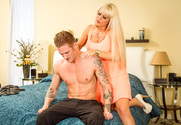 Holly Heart & Richie Black in My Friends Hot Mom - Sex Position 1