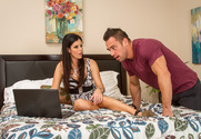 India Summer & Johnny Castle in My Friends Hot Mom - Sex Position 1