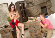 Jessica Jaymes & Van Wylde in My Friends Hot Mom - Sex Position 1
