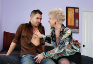 Mrs. Jewell & Kris Slater in My Friend's Hot Mom - Sex Position 1