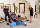 Julia Ann & Johnny Castle in My Friends Hot Mom - Sex Position 2