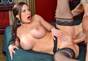 Kendra Lust & Richie Black in My Friends Hot Mom - Sex Position 1