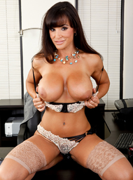 Lisa Ann & Seth Gamble in My Friends Hot Mom - Centerfold