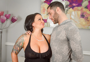 Maci Maguire & Damon Dice in My Friends Hot Mom - Sex Position 1