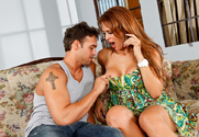 Monique Fuentes & Rocco Reed in My Friend's Hot Mom - Sex Position 1
