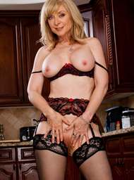 Nina Hartley & Dane Cross in My Friends Hot Mom - Centerfold