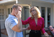 Nina Hartley & Jeremy in My Friends Hot Mom - Sex Position 1