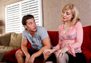 Nina Hartley & Seth Gamble in My Friends Hot Mom - Sex Position 1