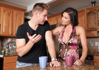 Raven LeChance & Levi Cash in My Friends Hot Mom - Sex Position 2