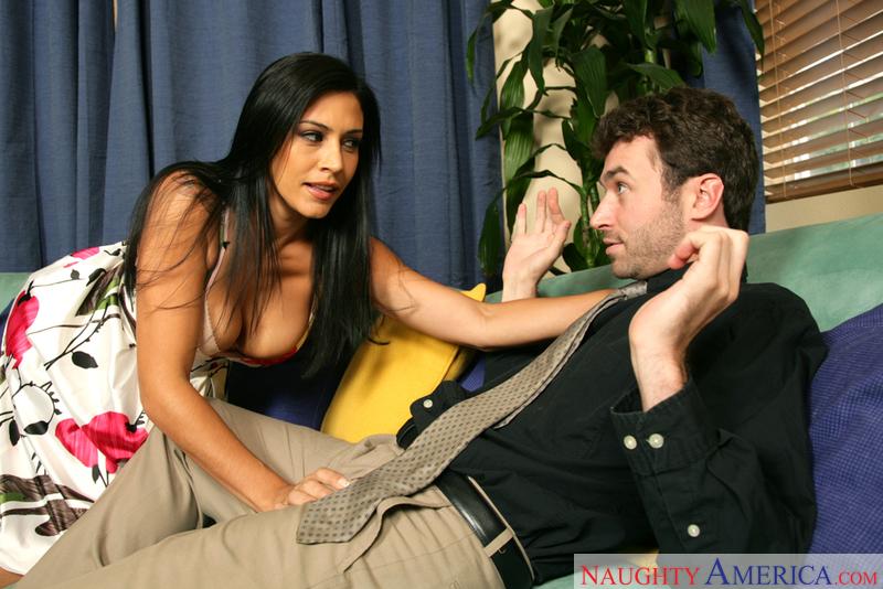 Porn star Raylene getting ready