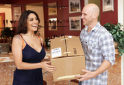 Raylene & Johnny Sins in My Friend's Hot Mom story pic
