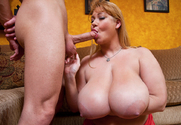 Samantha 38G & Michael Vegas in My Friends Hot Mom - Sex Position 2