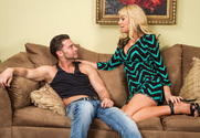 Sasha Sean  & Seth Gamble in My Friends Hot Mom - Sex Position 1