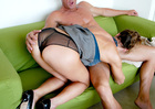 Saskia & Billy Glide in My Friends Hot Mom - Sex Position 2