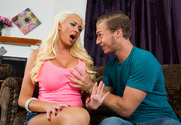Summer Brielle & Michael Vegas in My Friends Hot Mom - Sex Position 1