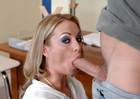 Aline & Scott Nails in My First Sex Teacher - Sex Position 2