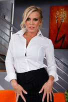 Amber Lynn starring in Professorporn videos with Ball licking and Big Tits
