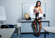 Audrey Bitoni & Ryan Mclane in My First Sex Teacher story pic