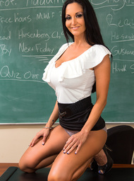 Ava Addams & Bill Bailey in My First Sex Teacher - Centerfold
