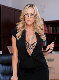 Brandi Love & Bruce Venture in My First Sex Teacher - Centerfold