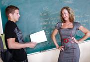 Brandi Love & Chris Johnson in My First Sex Teacher