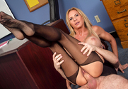 Brooke Tyler & Dane Cross in My First Sex Teacher - Sex Position 2