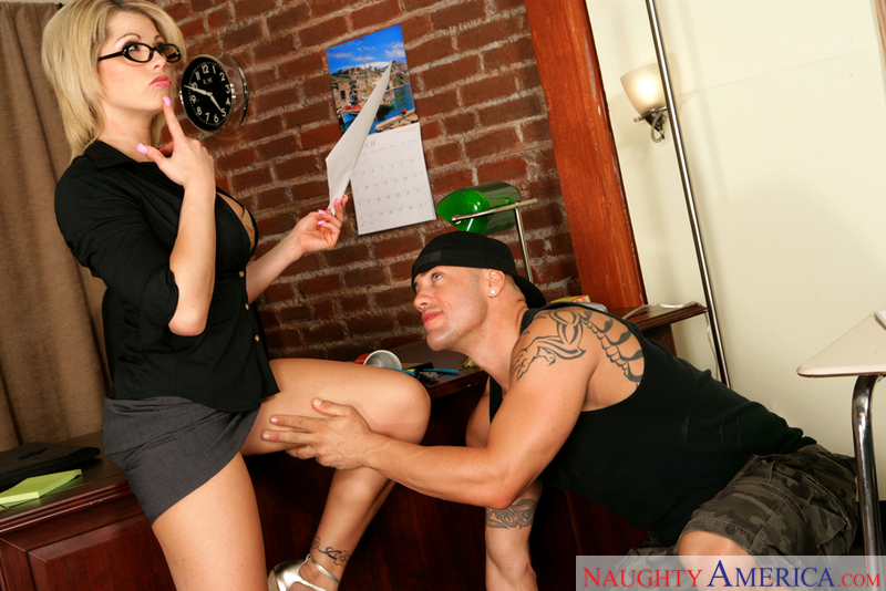 Sinfully teacher brooke haven fucking her younger student 6