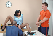 Carmen Hayes & Justin Syder in My First Sex Teacher story pic