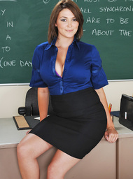 Professor & Teacher Porn Video with American and Ball licking scenes