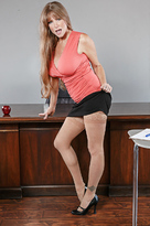 Darla Crane starring in Professorporn videos with American and Ball licking
