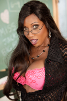 Diamond Jackson starring in Professorporn videos with Ball licking and Big Tits