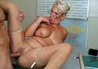 Mrs. Dana Hayes - Sex Position 3