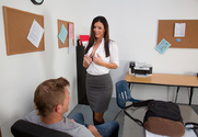 India Summer & Bill Bailey in My First Sex Teacher - Sex Position 1