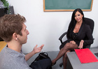 Jewels Jade & Danny Wylde in My First Sex Teacher - Sex Position 2