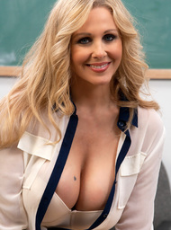 Julia Ann & Michael Vegas in My First Sex Teacher - Centerfold