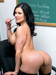 Kendra Lust & Johnny Castle in My First Sex Teacher - Centerfold