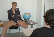 Kylie Worthy & Trent Soluri in My First Sex Teacher - Sex Position 1