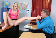 Laura Bentley & Tony D in My First Sex Teacher - Sex Position 1