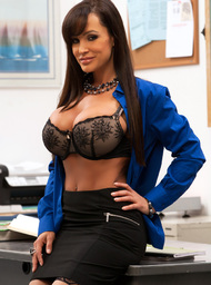 Lisa Ann & Johnny Castle in My First Sex Teacher - Centerfold