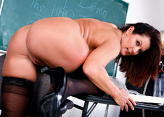 Magdalene St. Michaels & Mikey Butders in My First Sex Teacher - Centerfold
