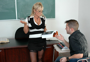 Milan in My First Sex Teacher
