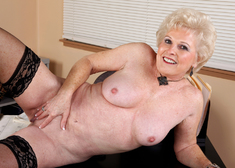 Mrs. Jewell & Alan Stafford in My First Sex Teacher - Centerfold