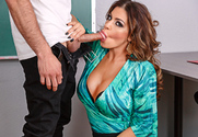 Nikki Capone & Damon Dice in My First Sex Teacher
