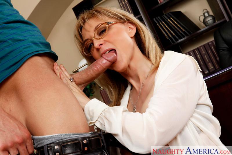 Blonde Big Tits Teacher