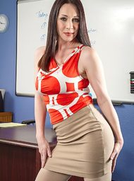 Rayveness & Johnny Castle in My First Sex Teacher