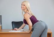 Sarah Vandella & Logan Long in My First Sex Teacher