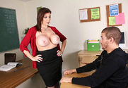 Sara Jay & Xander Corvus in My First Sex Teacher